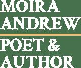 Moira Andrew poet author