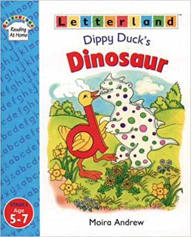 Letterland Reading At Home Stage 3 – Dippy Duck's Dinosaur