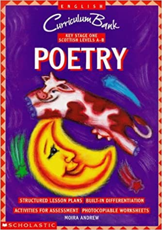 Poetry KS1 (Curriculum Bank) by Moira Andrew