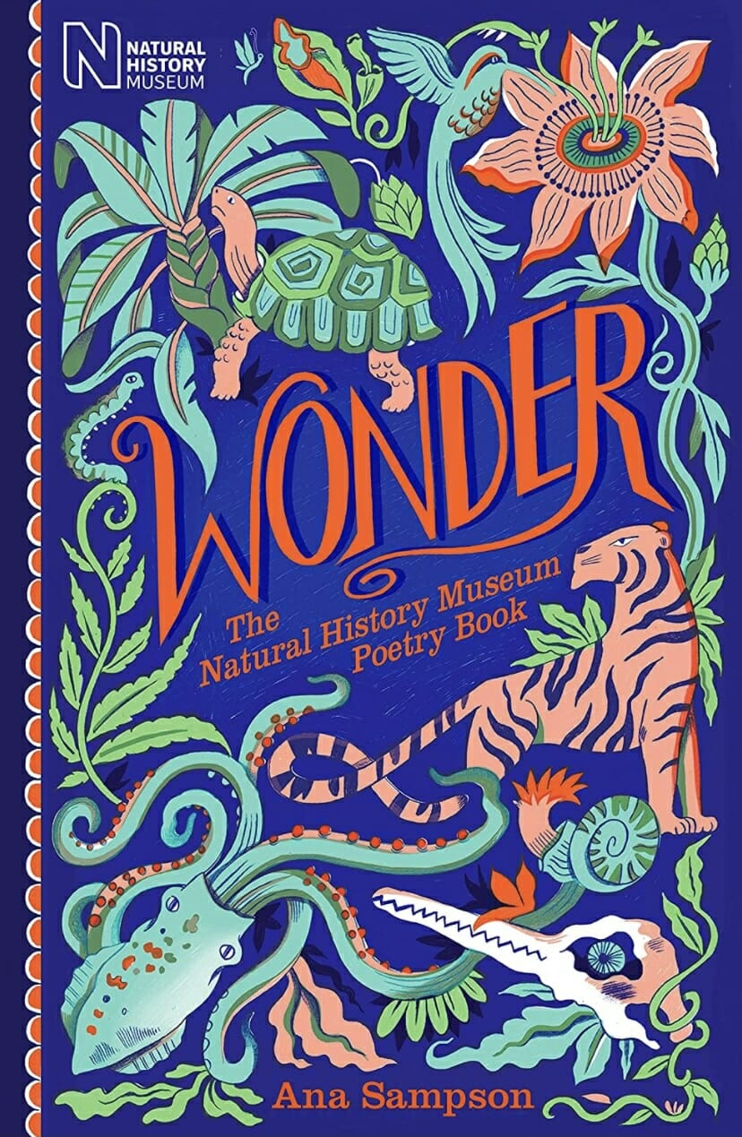 Wonder The Natural History Museum Poetry Book